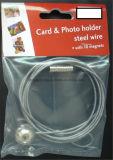 昇進のギフトのためのロープが付いている安い磁気写真のハンガーフレーム