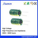 De hete Lage Impedantie 4000hours van de Condensator van de Verkoop 350V 10UF Elektrolytische