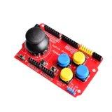 Intelligentes Elektronik-Schaltung-Steuerknüppel-Schild V1.2 für Arduino DIY Installationssatz