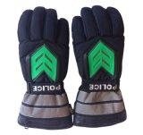 トラフィックの指導冬の情報処理機能をもった明るい手袋