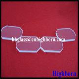 Guichet en verre coupé par bobinoir sur cône de quartz de silice protégée par fusible de qualité