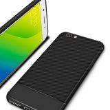 Nuova cassa del telefono della fibra TPU del carbonio per Oppo A59