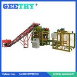 Qtj4-25cの半自動セメントの煉瓦作成機械
