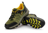 人の方法様式の上昇の靴の安全靴