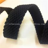 Beiläufiger dunkelblauer und gerader Knit-Riemen