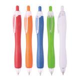 Mode de vente à chaud de haute qualité de la promotion de la publicité promotionnelle Cheap Multi Métal en plastique avec rouleau de pointeur stylo à bille