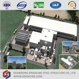 Sinoacmeの高層鉄骨構造の化学製品工場