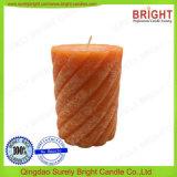 Commerce de gros 2018 bougies artisanales parfumées (GF011) fabriqués en Chine