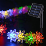 Lumières solaires solaires extérieures de lumière de Noël de chaîne de caractères