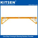 構築のための鋼鉄足場移動式タイプ