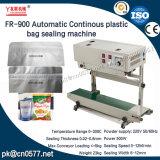 Máquina continua del lacre de la bolsa de plástico Fr-900 para el té