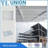 Bouw van het Structurele Staal van de Bouw van de Structuur van het Staal van de kwaliteit de Geprefabriceerde voor de Workshop van het Pakhuis