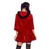 형식 도매 작은 빨간 처녀 검정 Xmas 크리스마스 복장