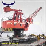 Haoyo Vast Toestel die de Kraan van de Haven van de Werf loeven