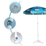 [بش ومبرلّا] حارّة عمليّة بيع فناء/شاطئ سوق أسلوب [أوبف50] مظلة
