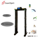 Waterproof Door Frame Arched mill Through Metal Detector portable one