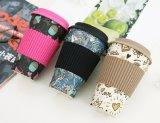 Da fibra de bambu Compostable material dos utensílios de mesa do Husk do arroz caneca colorida