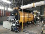 A elevada eficiência de aquecimento a gás de alta pressão da caldeira de óleo para madeira
