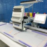 Wonyo une tête Mixd textiles capuchon plat Tshirt Embroidery Machine