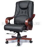 2018年のフォーシャン日曜日の金の家具の熱い販売の革支配人室の椅子(SZ-OC104)