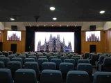 prix d'usine Super Mince P4 à l'intérieur du Conseil avec d'affichage LED HD pour la conférence (512*512 mm 4P)