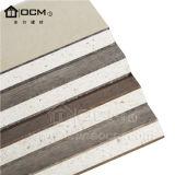 В отличие от HPL тонкий слой оксида магния системной платы для монтажа на стену