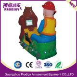 Игрушка электрических автомобилей машины игры езды малышей управляемая монеткой для сбывания