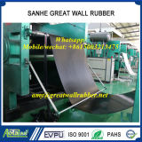Красочные SBR+EPDM+NBR/нитриловые+неопреновые Non-Slip резинового коврика на полу