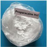 Poudre anesthésique locale 5875-06-9 de HCL de Proparacaine de pureté de 99%