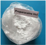 99% Reinheit Proparacaine HCl-lokales betäubendes Puder 5875-06-9