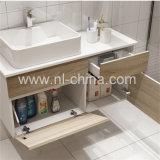 N&Lメラミンとの壁に取り付けられたMDFの浴室の虚栄心