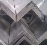 Staaf van de Hoek van het aluminium 6063 T5, het Profiel van de Hoek van het Aluminium