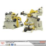 コイルシート(MAC4-800H)のための機械送り装置そしてUncoilerをまっすぐにする自動車部品