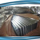 Гофрированный высоким качеством гальванизированный стальной лист толя