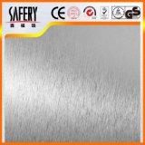 Placa 201 202 de aço inoxidável laminada com boa qualidade