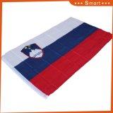 卸し売りフットボールのワールドカップファブリック印刷のカスタム国の国旗