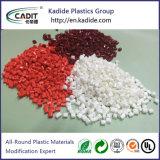 Aditivo plástico material de relleno de carbonato de calcio Masterbatch de tubos