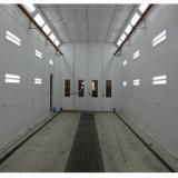 絵画スプレー・ブースの絵画ブース車バススプレー・ブースの絵画部屋のペンキのスプレー・ブースフィルター広いスペースペンキはトラックの自動絵画ブースを焼く