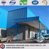Sinoacme는 고층 강철 프레임 작업장을 조립식으로 만들었다