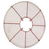 Enduit de poudre de haute qualité/de la grille de protection de ventilateur/couvercle