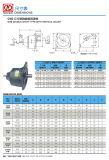 Chengming eje doble reductor de la marca de ECV tipo motorreductor con montaje vertical