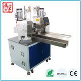 Автоматическое вырезывание провода CNC Dg-602 обнажая переплетающ гофрируя машинное оборудование