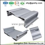Perfil de alumínio no radiador Parte Automóvel Automóvel