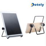 Supporto antisdrucciolevole del basamento del metallo pieghevole portatile registrabile di Multi-Angolo per il ridurre in pani