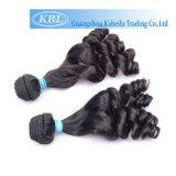 5A человеческого волоса Fumi Бразилии