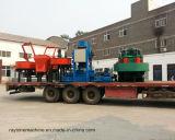 기계를 만드는 직업적인 테라조 지면 도와