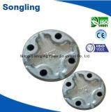 Электроэнергии фитинги (оцинкованный) Чугун с хорошим качеством на заводе Songling