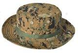 Cubeta Hat&#160 de Fisher da tela de Camo da qualidade superior; para o projeto feito sob encomenda do logotipo