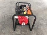 Dieselmotor schielt 3 Zoll bewegliche Eisen-Wasser-Pumpen-an