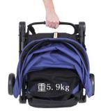 Minibaby-Spaziergänger-leichter Baby-Spaziergänger